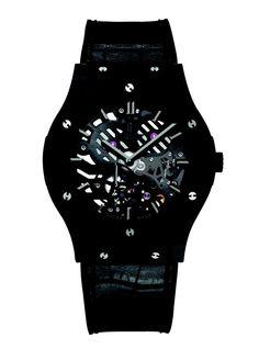 Hublot's Classic Watch in its Newest Design