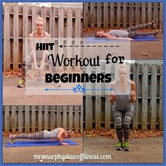 hiit workout for beginners