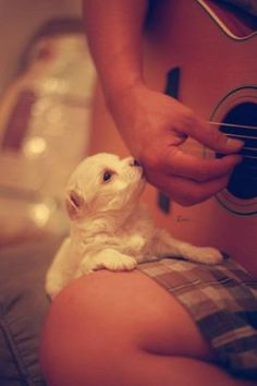 I hope to capture a picture like this with Myles and our future pup! precious!