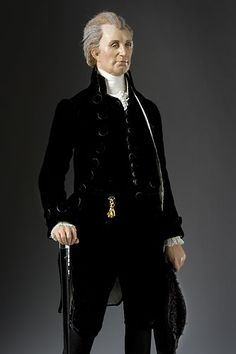 James Monroe by George S. Stuart