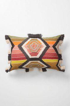 Jacinto Pillow, Rectangle - Anthropologie.com