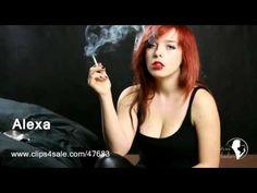 nicotin ladi, smoki compil, smoke fetish