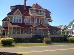 The Overton House/Villa Rosa in Oak Bluffs