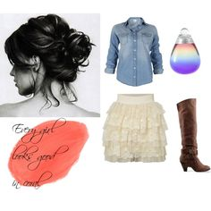 """""""Beyond Paradise"""" by lldowdy on Polyvore"""