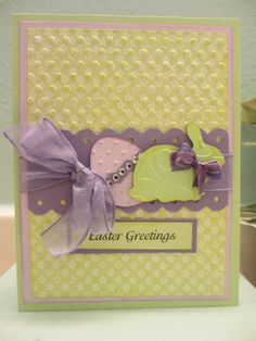Easter Greetings - Scrapbook.com