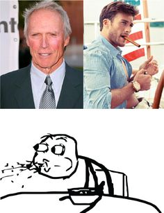 Clint Eastwood's son
