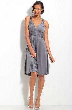 Versatile and it comes in gray :) #Nordstromweddings