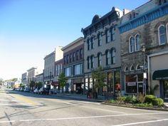 Downtown Xenia, Ohio