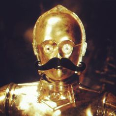 C3PO & Star Wars met the Brandia style