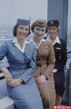Vintage Stewardesses