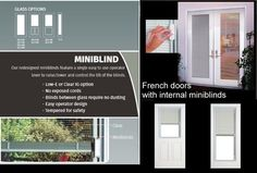 French Doors with mi