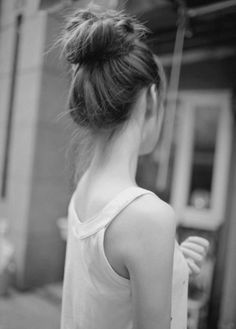 i love the bun!