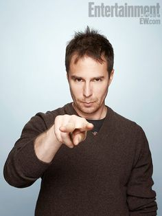 "Sam Rockwell from the Sundance film ""The Way, Way Back."""