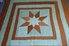 Sanderson Star quilt