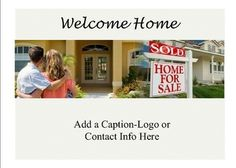 #Welcome #card real estate professionals can use for #newowner