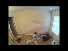 ▶ Spoonful of Imagination: Plank Wall with Purebond - YouTube