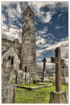 Rock of Cashel, Ireland.