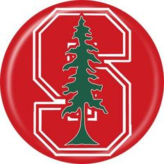 Stanford University Cardinal disc
