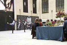 Almuerzo con bloggers en La Casa Encendida (Madrid) para darles a conocer a Imante, el primer reloj femenino de Suárez.