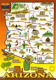 Map of my home state <3.  Me too!