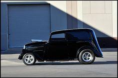 1933 Willys Sedan Delivery