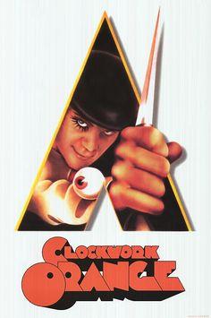 A CLOCKWORK ORANGE • 1971 • Stanley Kubrick