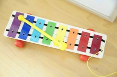 Xylophone Fisher price 1694-1978 leshappyvintage.fr