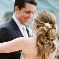 curl, prom hair, bridal hairstyles, braids, braided hairstyles, beauty, bride, wedding hairstyles, flower