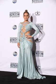 J.Lo Wore That Iconic Grammy Dress Again Last Night picture