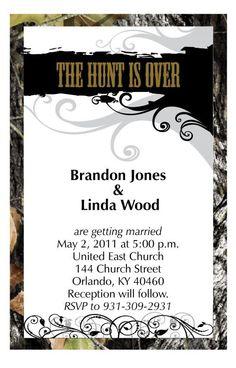 the hunt, dream, wedding ideas, camo wedding, weddings