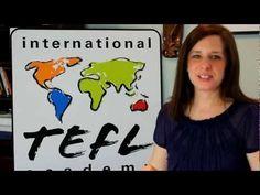 International TEFL Academy: Professor Profile - Osa