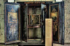MARVIN SAFE Co Antique Safe