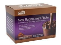 Meal Replacement Shake from AdvoCare. This is my go to drink in the morning, since I'm always running out the door.