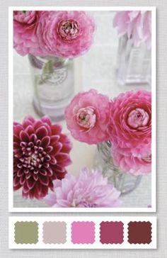 Using Pink in a Late Fall Wedding?