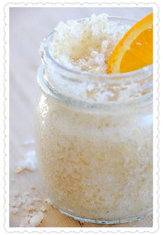 sea salt summer scrub