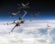 Rogue Squadron by 1darthvader.deviantart.com on @deviantART