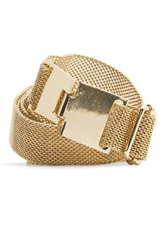 @ amanda Gold belt