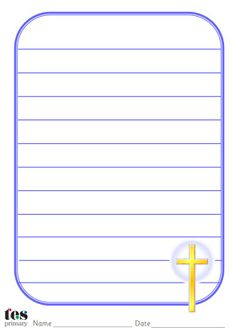 KS1 Easter-themed paper. Themed paper that can be used as part of Easter activities within the classroom.