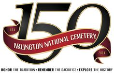 150 Years of Arlington National Cemetery (USA)