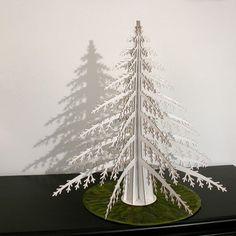 Source for cardboard Christmas tree