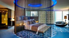 The Extreme Wow Suite at the W Doha Hotel & Residences -- West Bay, Doha, Qatar