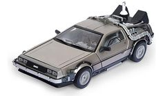 """The """"Back to the Future"""" Delorean Time  Machine. This way parents can fast forward through the terrible twos!"""