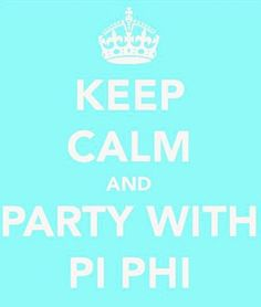 Party with Pi Beta Phi