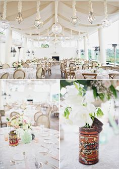 white wedding ideas