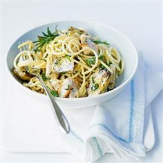 Pasta With Shredded Chicken And Rosemary Recipes — Dishmaps