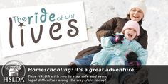 Homeschooling: It's a great adventure! | What does joining HSLDA do for you?