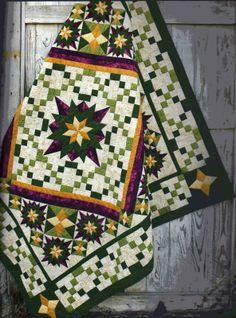 Amazing!!! Stars Unlimited Collection Of Star Design Quilt Quilting Pattern Book