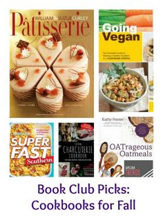 Book Club Picks: Cookbooks for Fall | MomTrends