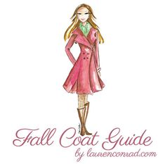 Lauren Conrad's fall coat guide