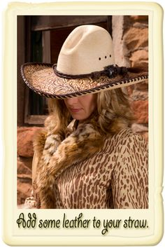 Gorgeous cowboy hat from Smith and Western